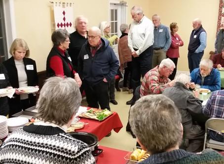 SEARCH Community Meeting & Dinner - November 14, 2019