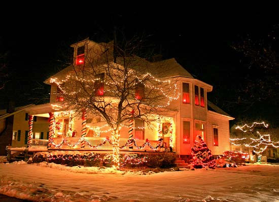 Keep your home safe during the holidays.