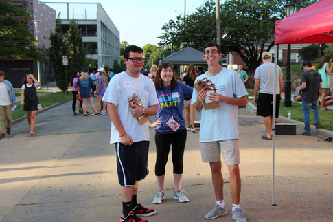 Lindell Avenue Block Party