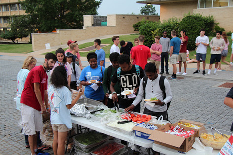 Cookout on Campus