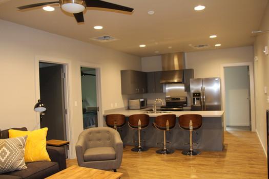 Wesley Dorm Kitchen