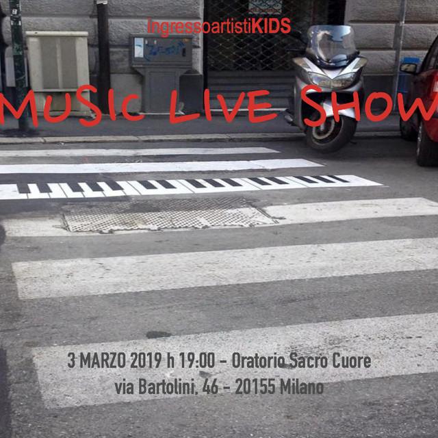 KIDS MUSIC LIVE SHOW