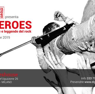 HEROES - STORIE E LEGGENDE DEL ROCK