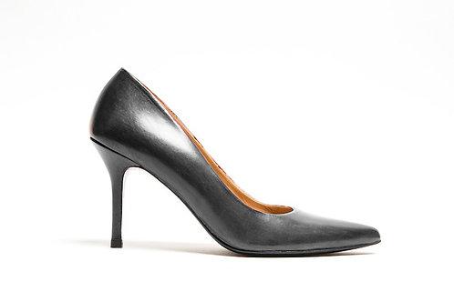 Grey sexy heel