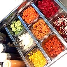 Make Your Own Poke Bowl/Burrito