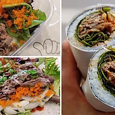 Bulgogi Bowl/Burrito