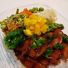 Don (pork) Katsu Bowl