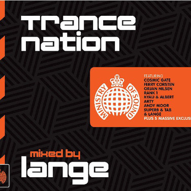 [2013] Ministry of Sound Trance Nation Mixed by Lange [Ministry of Sound]
