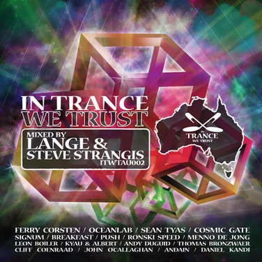 [2010] In Trance We Trust (Mixed by Lange and Steve Strais) [Australia Only]