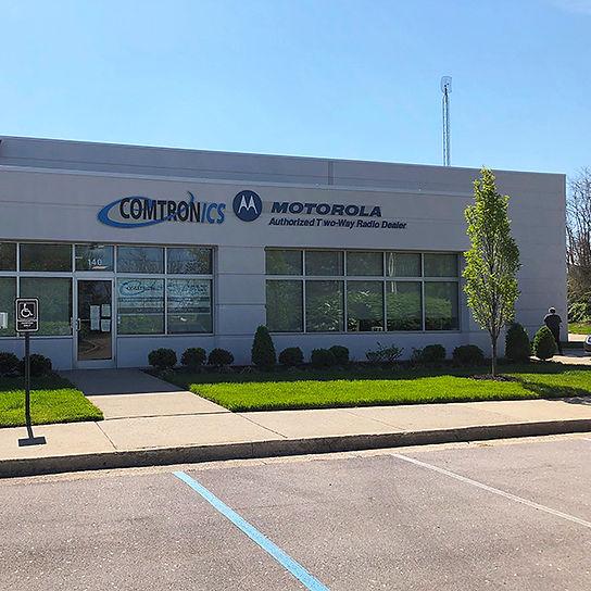 2021Comtronics Cobalt® Audio Video KY Headquarters