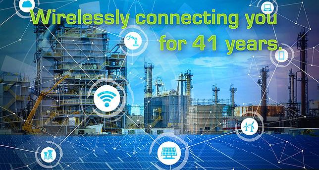 Comtronics has 41 years in wireless communications