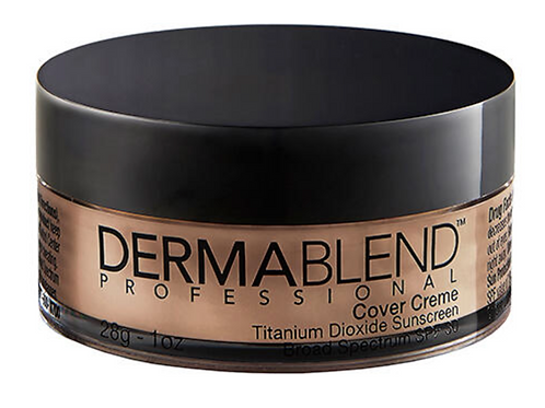 Dermablend Cover Creme - Cafe Brown 60N