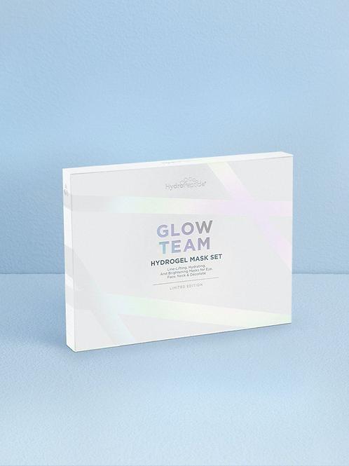 Glow Team HydroGel Facial Mask Set