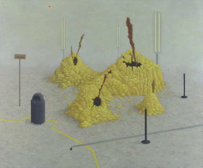 Sulfur-loving Plant