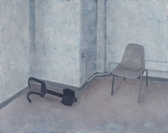 Corner with Chair