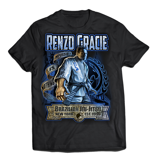 Renzo Gracie King of NY