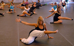 Danse moderne et zumba
