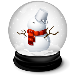 Christmas-Snowman-icon