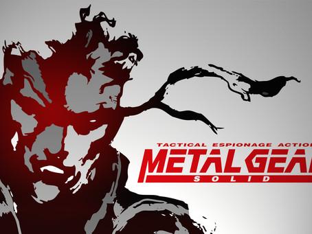 Metal Gear Solid Το κατασκοπευτικό παιχνίδι των παιδικών μας χρόνων!