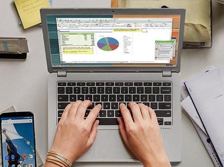 Το Microsoft Office και επίσημα πλέον στα Chromebooks