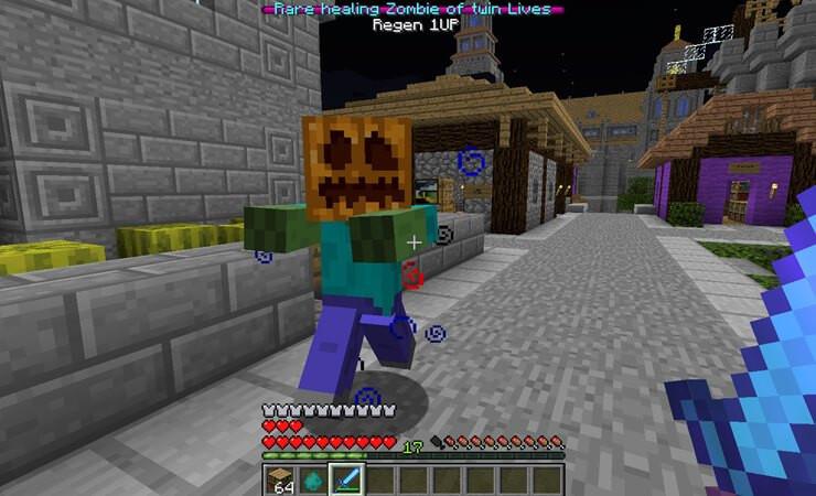 minecraft survival mod