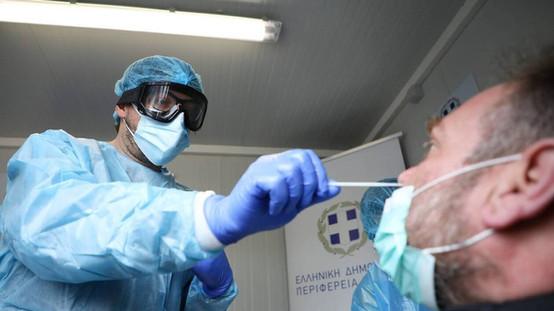 Σε ποιες περιοχές πραγματοποιεί δωρεάν rapid test για τον Κορονοϊό αύριο στις 31/3 ο ΕΟΔΥ