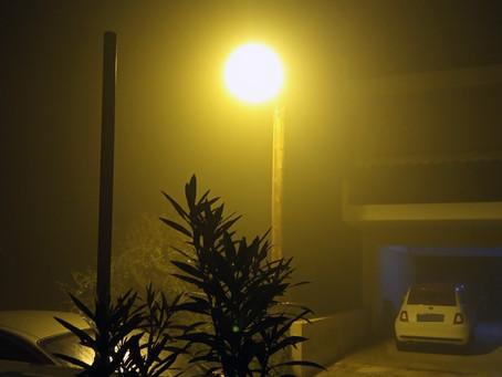 Σε απέραντο τοπίο ομίχλης μετατράπηκε χτες το βράδυ το Ναύπλιο(Pics&Video)