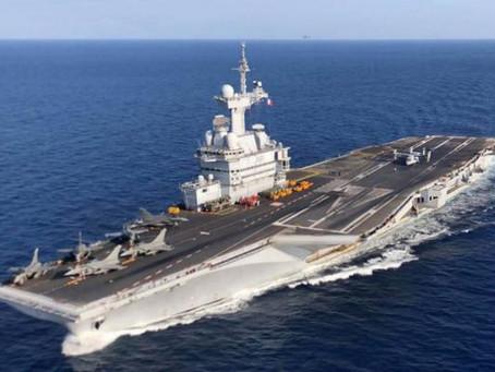 Επικείμενη αποστολή Ναυτικών Πολεμικών πλοίων στα Στενά Του Ορμούζ | Τι απαντά η ΕΕΔΥΕ