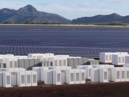 Ο νέος σταθμός ηλιακής ενέργειας της Tesla θα τροφοδοτεί την Hawaii τη νύχτα