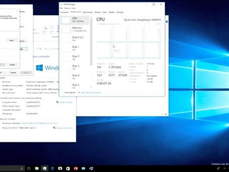 Τα Windows 10 θα τρέχουν απροβλημάτιστα εφαρμογές x86 σε ARM
