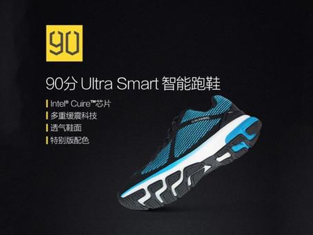 Η Xiaomi παρουσίασε έξυπνα αθλητικά παπούτσια που είναι powered by Intel
