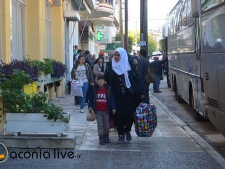 Ρατσιστικό παραλήρημα από τους κατοίκους της Σπάρτης κατά την υποδοχή των προσφύγων