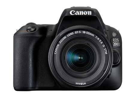 Η Canon ανακοίνωσε την EOS 200D στα $599