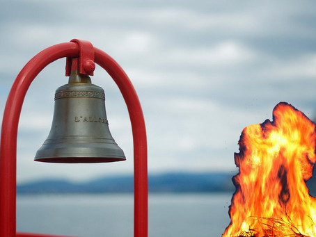 Πολιτική Προστασία: Αυξημένος κίνδυνος πυρκαγιών την Δευτέρα 16/08/2021 σε όλην την χώρα