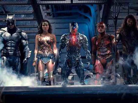 Στο πρώτο πλήρες trailer, η Justice League σχηματίζεται
