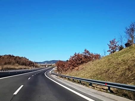 Οδοιπορικό στον επικίνδυνο αυτοκινητόδρομο Λεύκτρο – Σπάρτη!