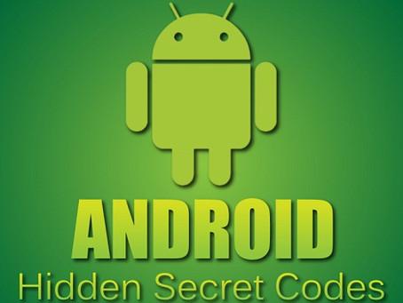 Όλοι οι μυστικοί κωδικοί του Android τώρα στα χέρια σας!