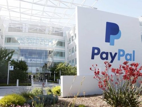 PayPal: Επέκταση του προγράμματος προστασίας του πωλητή στην Ελλάδα και για μη υλικά αγαθά