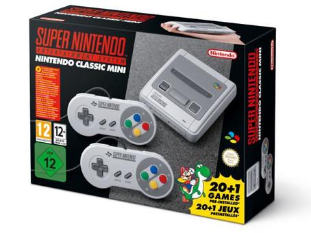 Το SNES Classic έρχεται το Σεπτέμβριο από τη Nintendo με τιμή $80 και πολλά παιχνίδια