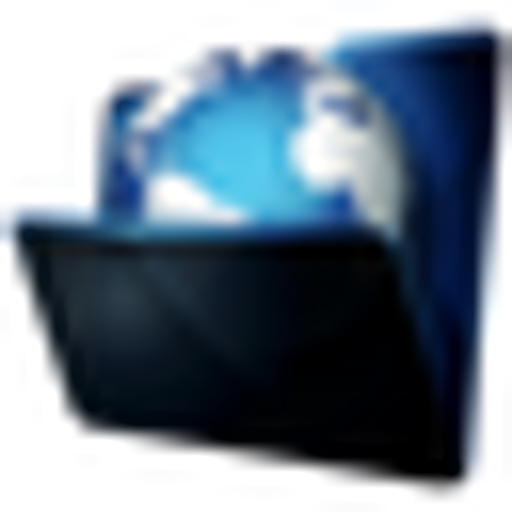 Folder-Network-icon