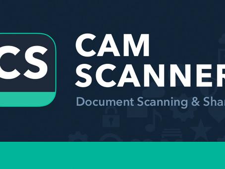 Εκτός PlayStore η εφαρμογή CamScanner λόγω malware!