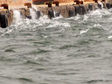 Προβλήματα σε δρομολόγια των πλοίων λόγω των ισχυρών ανέμων στο Αιγαίο