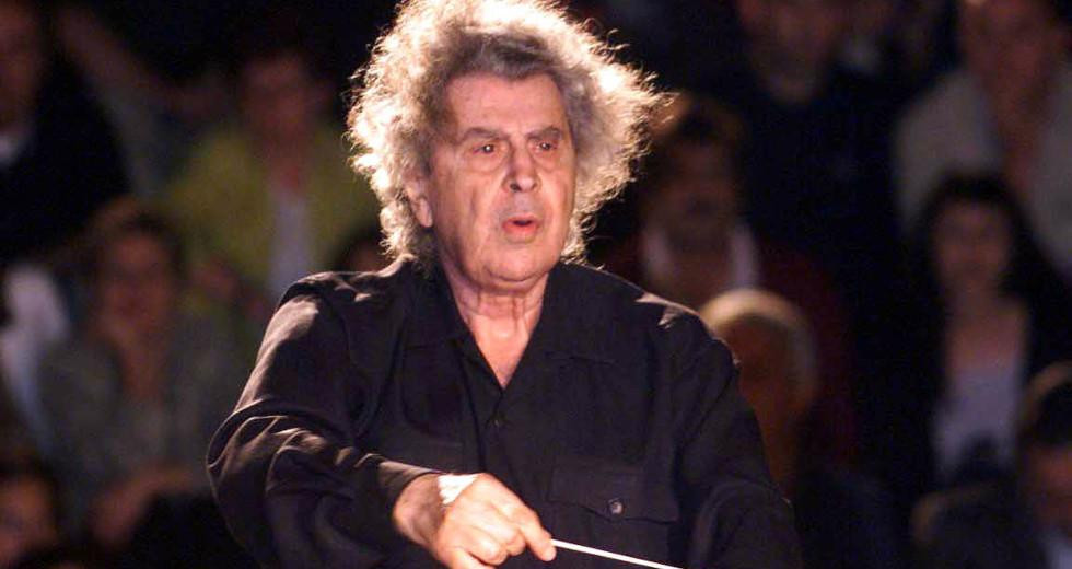 Έφυγε ο μεγάλος εθνικός μας μουσικοσυνθέτης Μίκης Θεοδωράκης