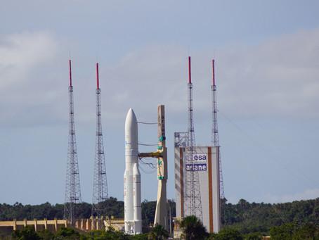 Επιτυχημένη η εκτόξευση του δορυφόρου Hellas Sat 3