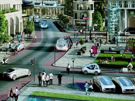 Συνεργασία των Mercedes και Bosch για την ανάπτυξη ρομποτικών ταξί