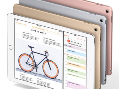 Η Apple παρέμεινε στην κορυφή των tablet, η Samsung δεύτερη με διαφορά