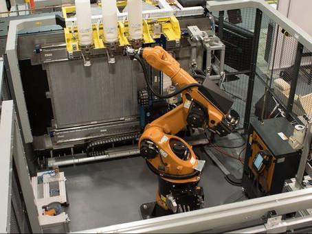 H Ford δοκιμάζει την κατασκευή τμημάτων από αμαξώματα με 3D εκτυπωτές