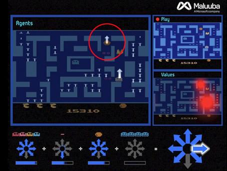 "Microsoft: Τεχνητή νοημοσύνη ο πρώτος παίκτης που ""τερμάτισε"" με τέλειο σκορ το Ms. Pac-Man"