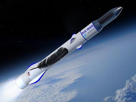 Βίντεο της Blue Origin για τον τρόπο πτήσης του νέου πυραύλου New Glenn
