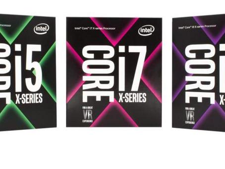 Η Intel ανακοίνωσε λεπτομέρειες για το λανσάρισμα της Intel Core X-Series
